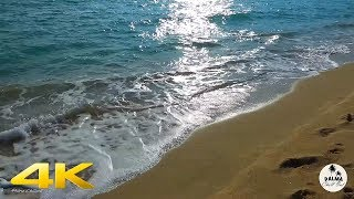 Can Pere Antoni 4K Beach BLUE SUNSET | Chillout Lounge Relaxing Palma de Mallorca | Balearic Islands