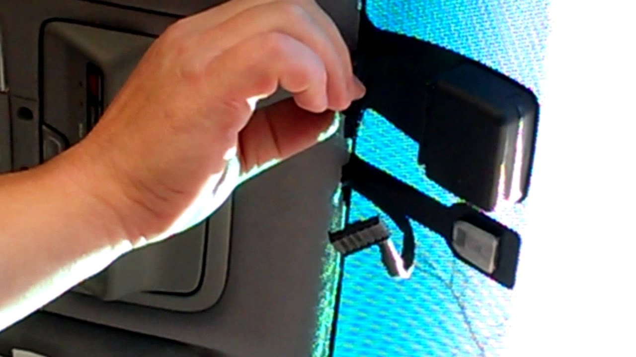 maxresdefault remove rear view mirror and rain sensor lexus youtube Car Mirror Covers at mifinder.co
