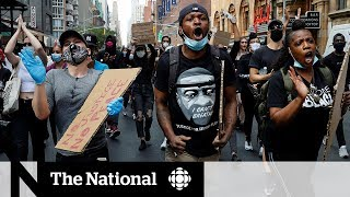 Curfew imposed on New York City after days of protest