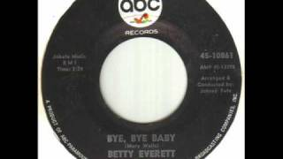Betty Everett - Bye, Bye Baby.wmv