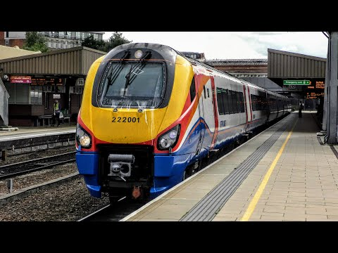 Trains At Leicester, MML | 21/08/2019