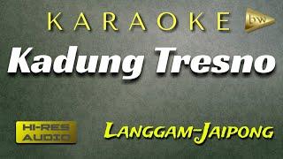 Download lagu Kadung Tresno Karaoke Langgam Campursari Jaipong + Lirik