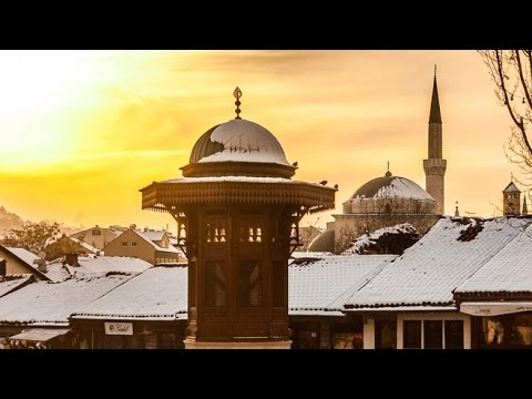 History of Beautiful Sarajevo, Bosnia & Herzegovina