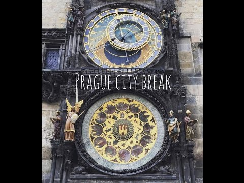 LES CARTES POSTALES DE VOYAGES BERNARD : Prague City Break