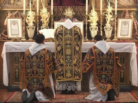 Latin Mass: 11th Sunday after Pentecost