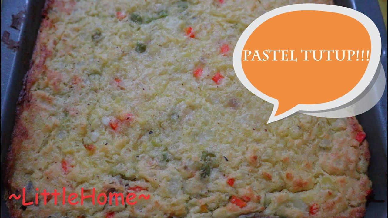 Pastel Tutup, Resep Sederhana Cocok Buat Sarapan