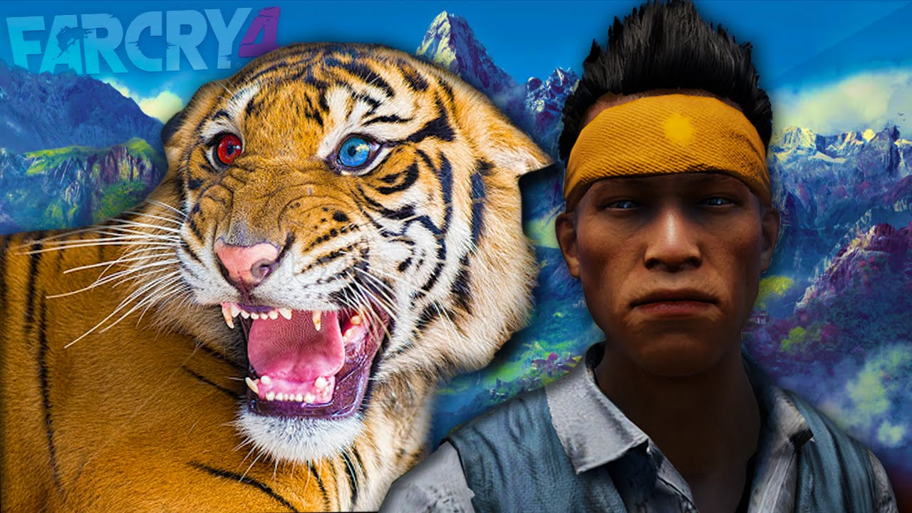 Far Cry 4 Map Editor Funny Moments