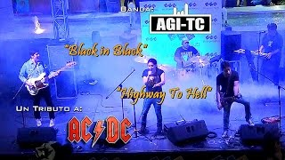 "Temas: ""Back in Black"" & ""Highway To Hell"" de AC/DC. Banda: AGI-TC ..."