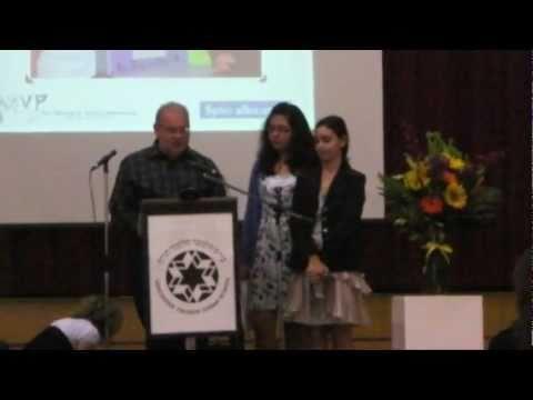 Vancouver Talmud Torah: 2011 Mitzvah of Valuing Philanthropy