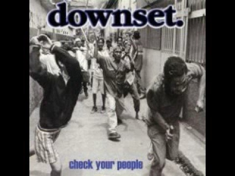Downset - Blood (Japan bonus track)