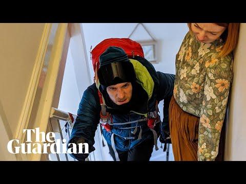 Coronavirus: trekkers climb height of Everest at home