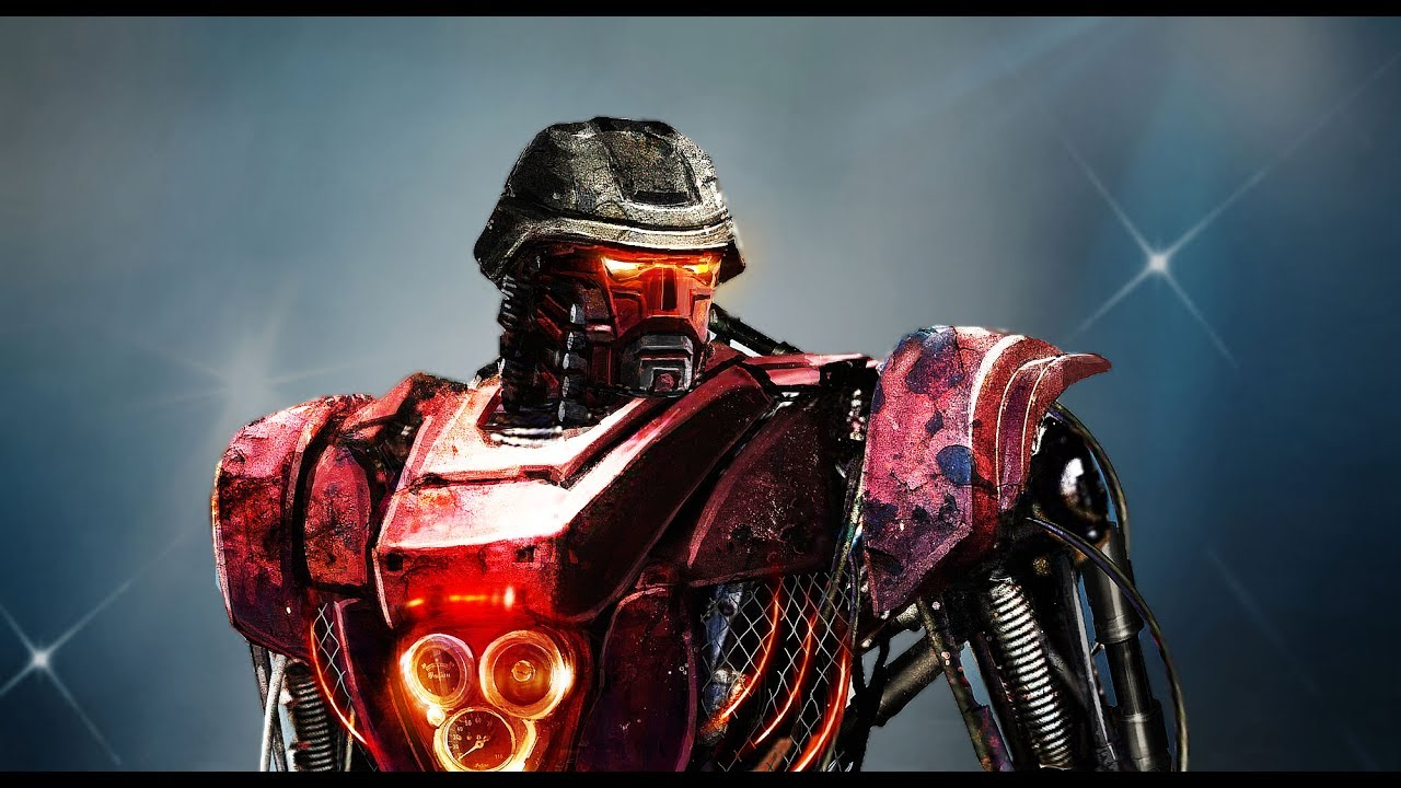 Image Result For Real Steel Drago