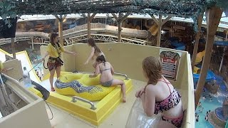Big Sidewinder Water Slide at Sandcastle Waterpark