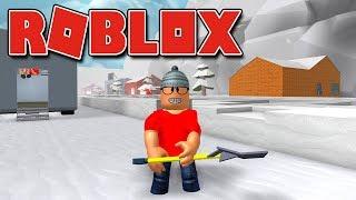 ROBLOX-SNOW SIMULATOR UPDATED (Snow Shoveling Simulator)