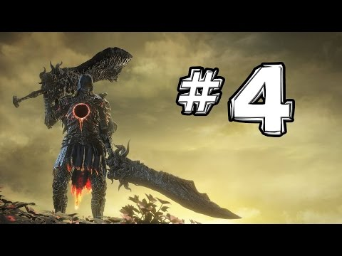 Dark Souls 3 The Ringed City DLC - REAL Walkthrough - The Ringed City - [4/7]