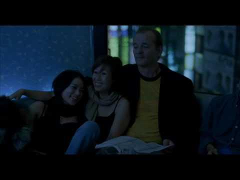'Lost In Translation' Karaoke Scene