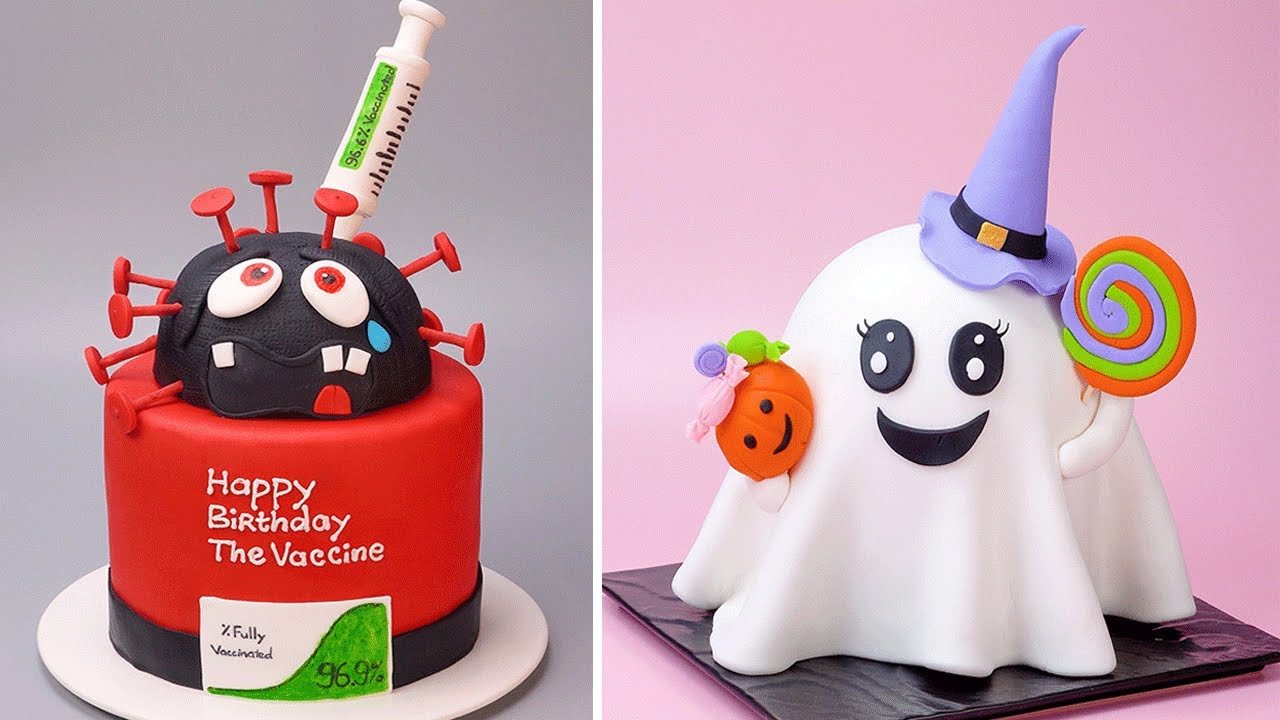 Top 10 Fun & Amazing Fondant Cake Decorating Ideas | Best Satisfying Cake You Need To Try