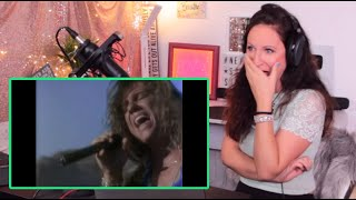 Vocal Coach Reacts - Steelheart - I'll Never Let You Go