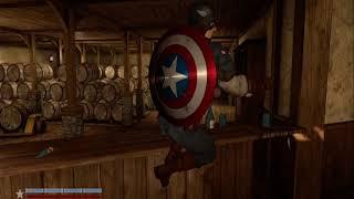Captain America: Super Soldier (360) Merka, Heck No [YTF]