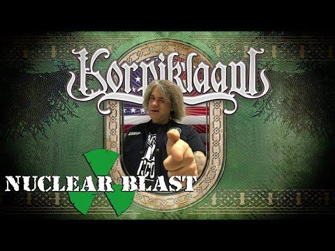 "Beer Kill Kill – KORPIKLAANI ft. Steve ""Zetro"" Souza"