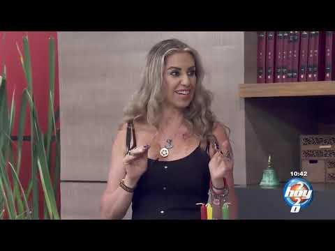 Angie Saiz predice temblores