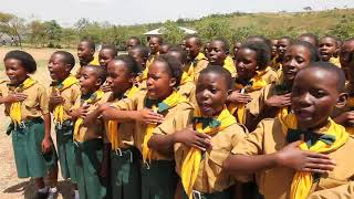 The Pathfinder Song sung by Tanzanian Pathfinder Club