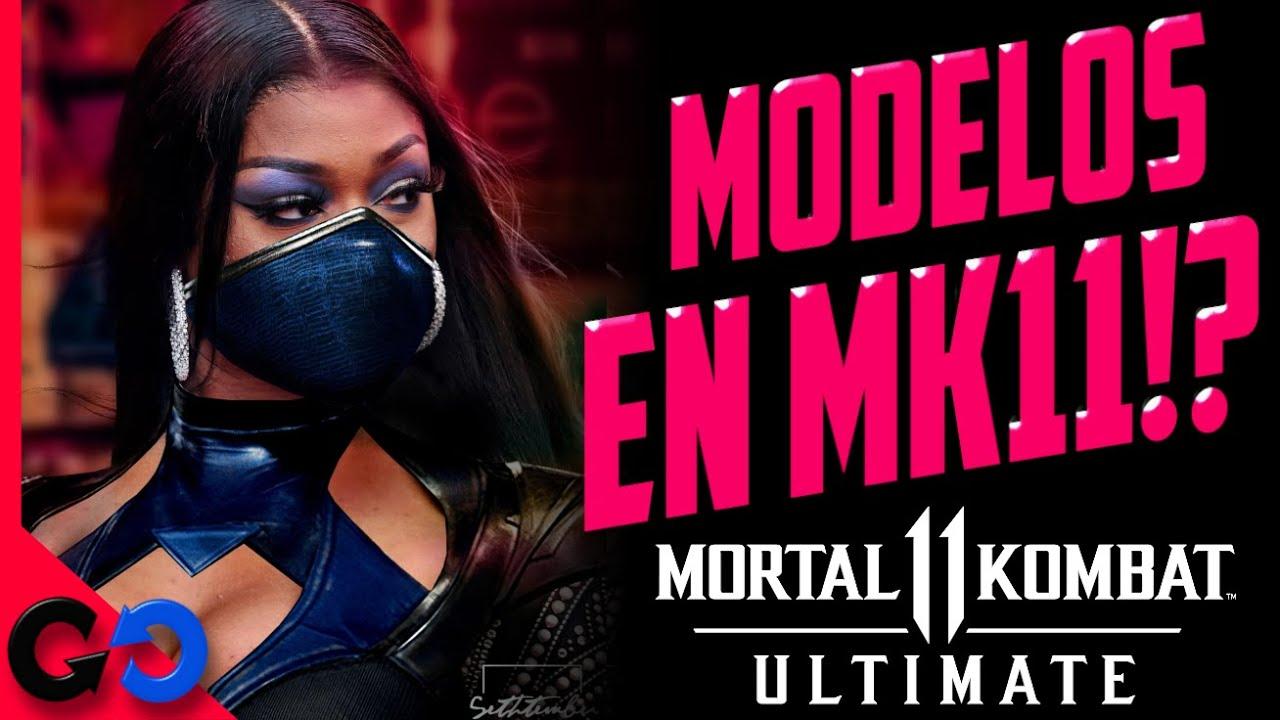 Mortal Kombat 11 Ultimate TODOS los Modelos de ROSTRO en el juego!