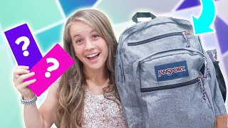 WHAT'S IN MY BACKPACK (Senior Year Edition) // School Supply Haul 2020