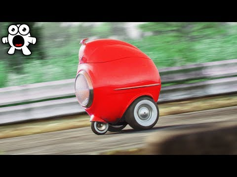 Cool Mini Cars You Won't Believe Actually Exist