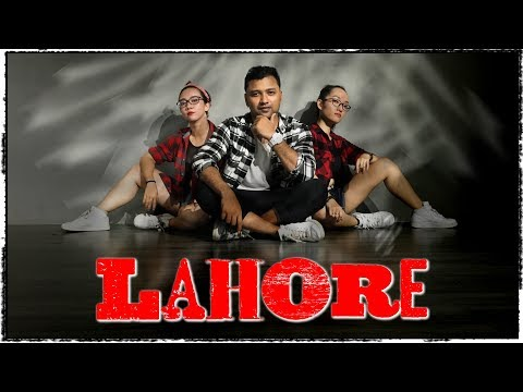 Lahore | Guru Randhawa | SK Choreography