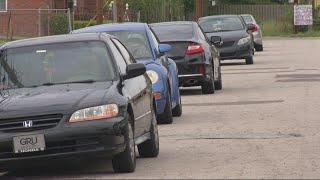 Vote du comité pour les permis de stationnement près de l'UA