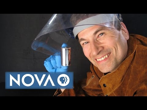 Search for the Super Battery Preview | NOVA