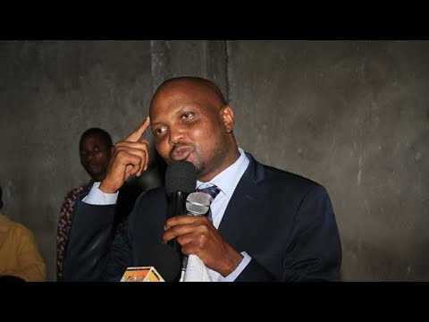 Moses Kuria: I\'m strategic in battle for State House