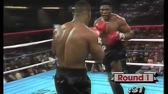 Mike Tyson vs Trevor Berbick 22.11.1986 - WBC World Heavyweight Championship