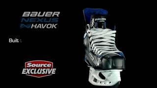 Source Exclusive: Bauer Nexus Havok Hockey Skates (2018) | Source For Sports