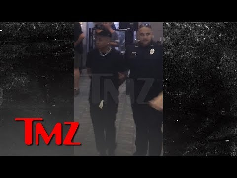 Rapper Plies Arrested at Tampa Airport After Gun Found in CarryOn Bag  TMZ