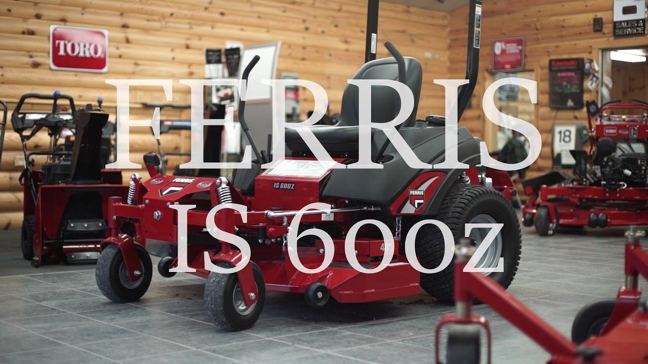 Ferris IS600Z  THE best residential Z by CCR Sales