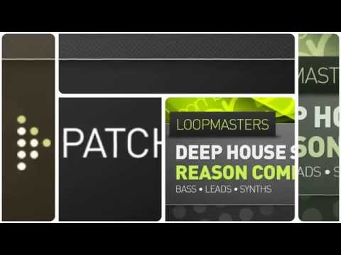 Reason Combinator Patches - Deep House Synths