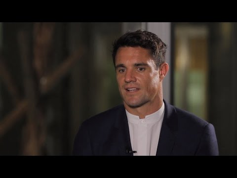 New Zealand rugby legend Dan Carter on his new life in France