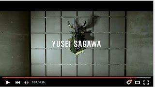 "YUSEI SAGAWA:  Solo exhibition ""URBAN HUNTING"" Teaser"