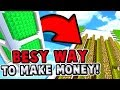 The BEST Way to make MONEY on my MiNECRAFT SERVER!! ( Minecraft Skyblock )