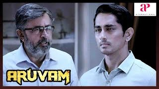 Aruvam Movie Fight Scene | Siddharth provides evidence against food adulterers | Siddharth assaulted