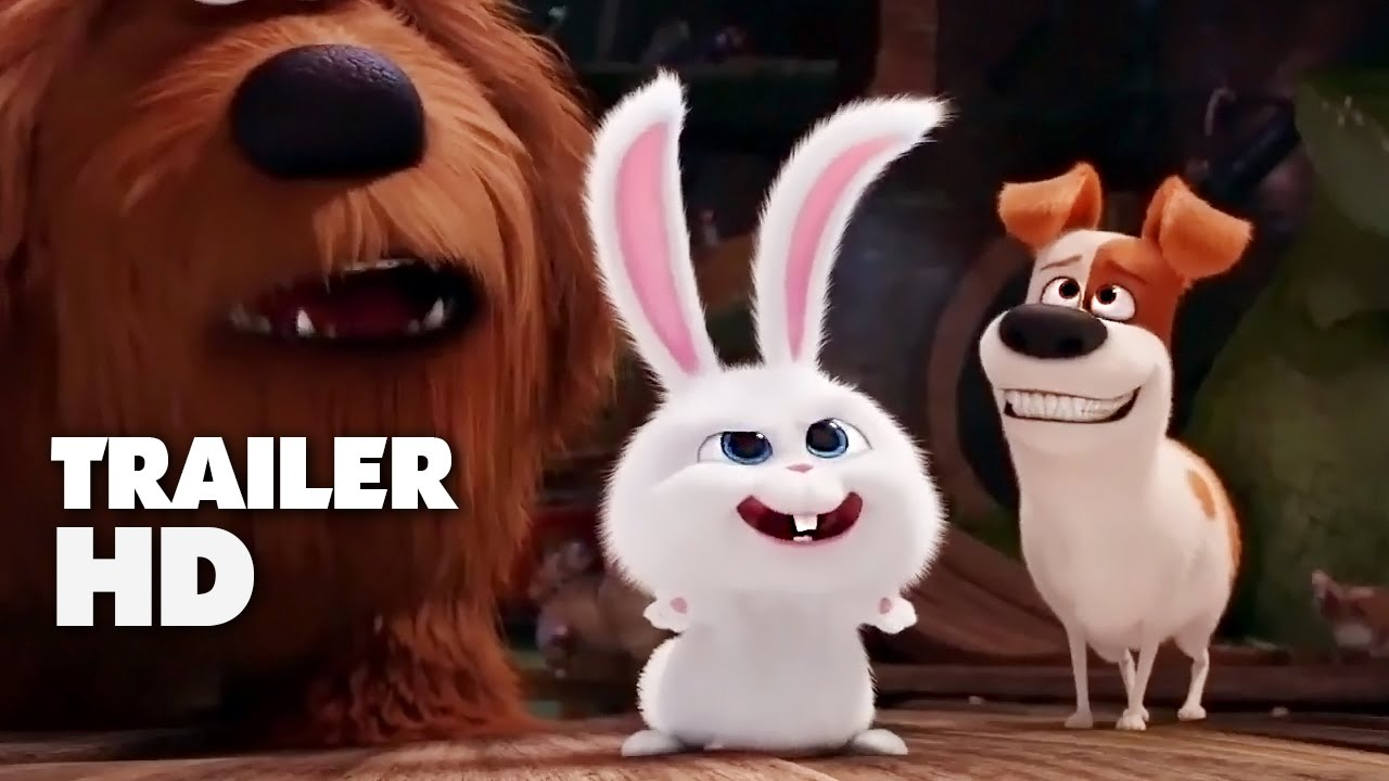 the secret life of pets   official bunny trailer 2016