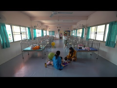 Visiting An Orphanage In Udon Thani, Thailand - Home For Girls