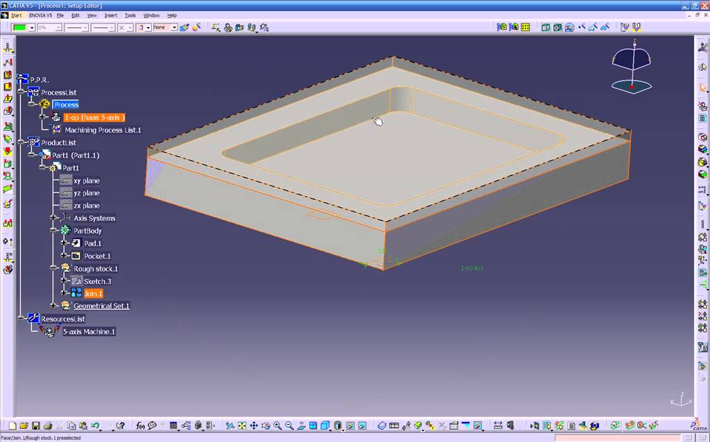 Catia tutorial, prismatic machining, nc code program youtube.