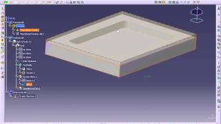 CATIA Machining Tutorial - FULL LESSONS - HD (1/6)