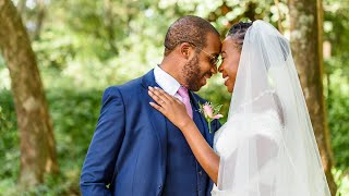 Couples First Kiss at their Wedding | Emotional Wedding at Ngong Racecourse  - Michael & Debbie