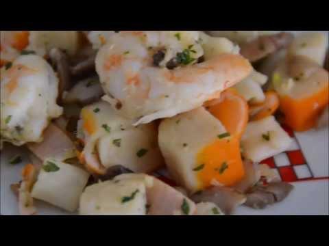 recette-cookeo-crevettes-surimi-weight-watchers