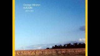 "George Winston  ""Too much between us"""