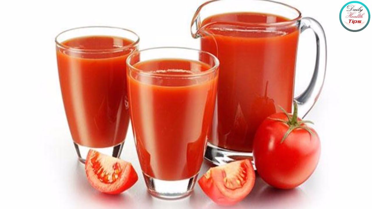 9 Reasons Why You Should Drink Tomato Juice Every Day ...